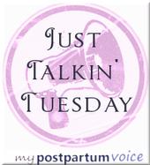 Just Talkin' Tuesday: Breastfeeding & PPD – What Advice Would ...   Postnatal illness   Scoop.it