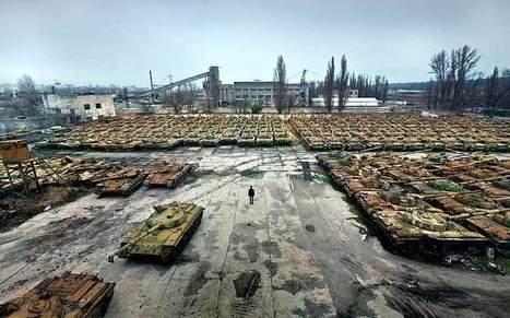Ukraine's Most Interesting Urbex Spots | Urban Decay Photography | Scoop.it