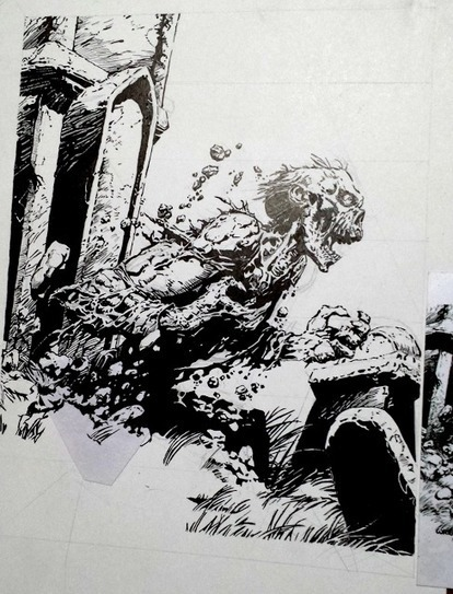 Merlyn is Fantastic: les zombies de Bernie Wrightson | Bande dessinée et illustrations | Scoop.it