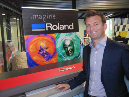 Roland is de grootste in grootformaat | BlokBoek e-zine | Scoop.it