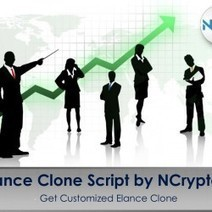 Elance Clone Script | Visual.ly | Elance Clone | Elance Clone Script | Freelance Marketplace Clone - NCrypted | Scoop.it
