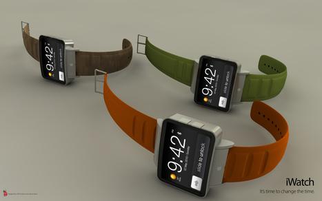 L'iWatch d'Apple présentée en septembre ? - Gensyde | Veille technologique | Scoop.it