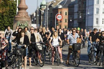 Cycling is the 'Cinderella' form of transport for the EU money men | road.cc | Road cycling news, Bike reviews, Commuting, Leisure riding, Sportives and more | Voyager autrement avec la consommation collaborative | Scoop.it