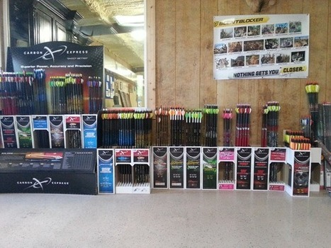 Arrows - Bows and Arrows, Carbon Express Hunting & Target Arrows | Archery on Fire | Archery on Fire | Scoop.it