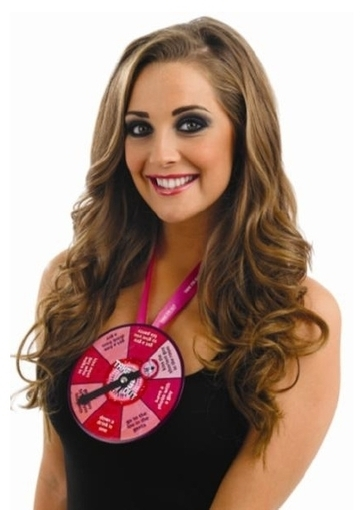 Take Me Out Dare Necklace/ Badge Accessory   Fancy Dress Ideas   Scoop.it