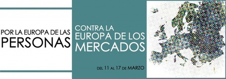 Contracumbre europea marzo 2013 | #14M SURROUND THE PARLIAMENTS (PUPPETS) | Scoop.it