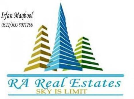Lahore |One Kanal plot | Lahore Properties | Pakistan Property ... | Real Estate Pakistan | Scoop.it