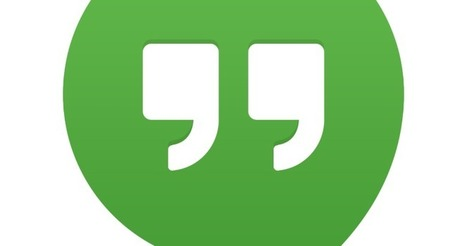 Google is discontinuing Google+ Hangouts On Air on September 12, pushes users to YouTubeLive | Moodle and Web 2.0 | Scoop.it