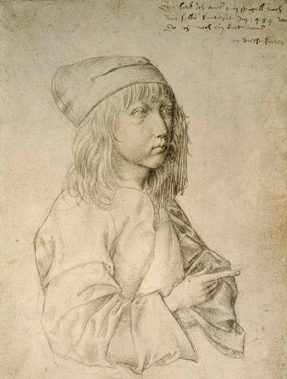 The Genius of Albrecht Dürer Revealed in Four Self-Portraits | Studio Art and Art History | Scoop.it