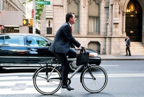 Les avantages chiffrés d'aller au travail à vélo | Mobilités | Scoop.it