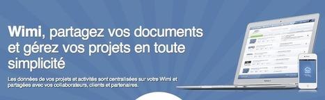 Wimi entre gestion de fichiers et productivité [madeinFrance ... | Vers la co-conception par les usages | Scoop.it