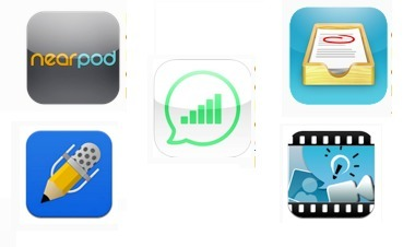 5 Apps Every Teacher Should Have -- THE Journal | library and information studies | Scoop.it