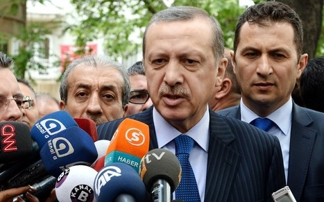 Erdogan is a murderer, claims Syrian minister after deadly car bombings  - Telegraph | Global politics | Scoop.it