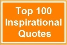 Top 100 Inspirational Quotes | inspiration&enlightenment | Scoop.it