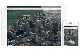 Apple enrichit sa cartographie pour rivaliser avec Google | Apple vs Google : 3D War ! | Scoop.it
