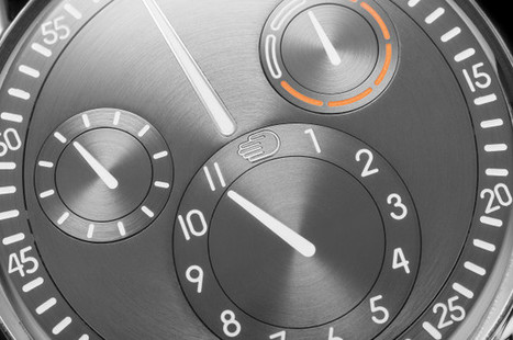 The Essence Of Revolution – Ressence   luxury watches   Scoop.it