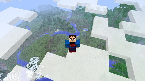 Superheroes Unlimited Mod 1.6.2 | Minecraft 1.6.2 Mods | Scoop.it