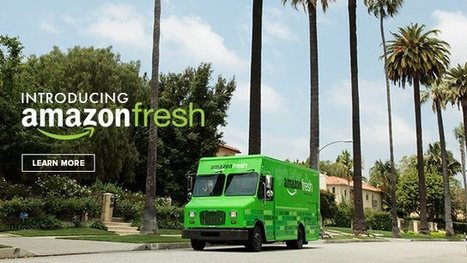AmazonFresh Launches In San Francisco | TechCrunch | E-conso & Retail trends | Scoop.it