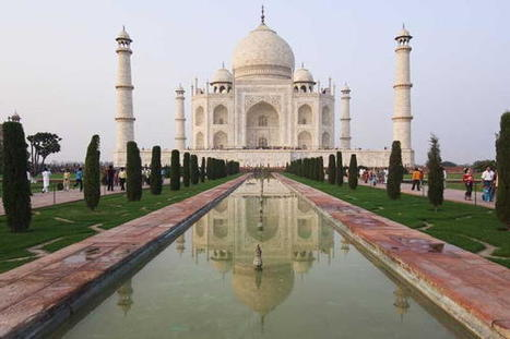 Get ready to enjoy the beauty of the historical monuments in a Taj Mahal Trips   Taj Mahal Travel   Scoop.it