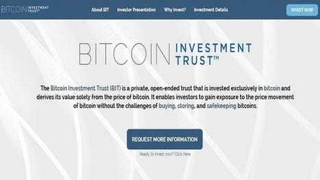 Bitcoin Investment Trust Shows Remarkable Profit Growth - NEWSBTC   Brian Cohen Portfolio   Scoop.it