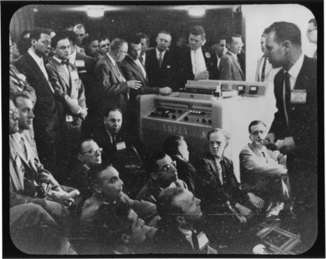 Tape recording was introduced 70 years ago today | Radio, Sound & Media | Scoop.it