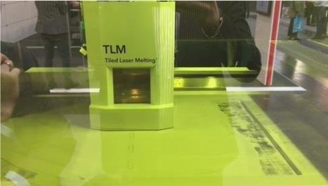 ADIRA : une imprimante 3D métal dotée d'un volume d'impression record ! | Univers cellule agile robotisée | Scoop.it