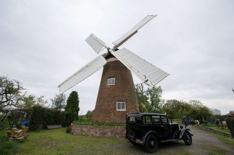 Look: Berkswell Windmill open day will feature guided tours - Coventry Telegraph | Windmills | Scoop.it