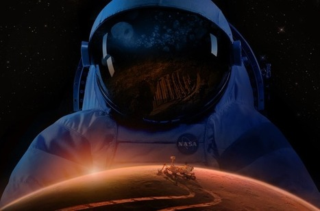 NASA tests spacecraft for first manned mission to Mars   Space, the Solar-System and Beyond   Scoop.it