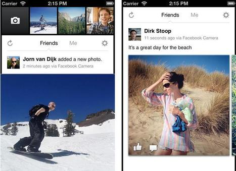 Facebook Releases Instagram Clone | Photography scoops by Rick Maresch | Scoop.it