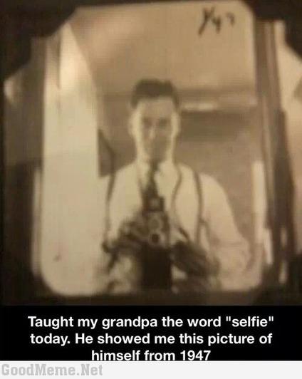 first selfie ever - Good Meme | local online marketing | Scoop.it