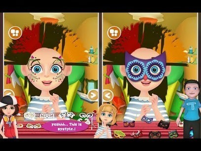 Kids Hair Salon - Kids Game - Applications Android sur GooglePlay | Mobile Application Development | Scoop.it