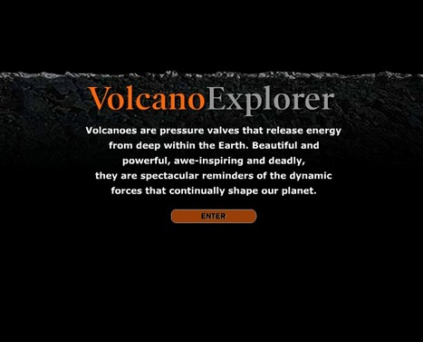 Discovery Channel :: Krakatoa :: Virtual Volcano | Fun and Educational Technology | Scoop.it