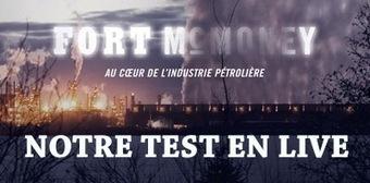Fort Mc Money : Le grand test en live | Fort Mc Money, un jeu vidéo documentaire | Scoop.it