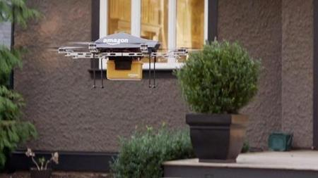 Amazon's drones could follow you to work - CNBC | Logistics Digest | Scoop.it