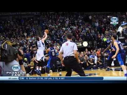 Kevin Love Final Possession, Shawn Marion Hits Arm | emarketad | Scoop.it