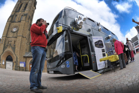 New buses to lead revolution | Accessible Travel | Scoop.it