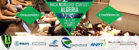 Hacknowledge-Contest Algeria | Facebook | Web & NTIC | Scoop.it