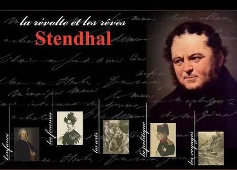 Σταντάλ (Stendhal 23 Ιανουαρίου 1783-1842 , Γάλλος συγγραφέας) | eyelands | Scoop.it