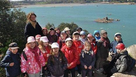 Vingt et un élèves séjournent à Paimpol | L'école Cousteau dans la presse et sur internet... | Scoop.it