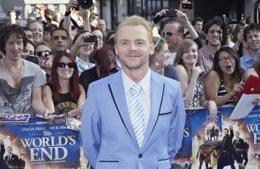 Simon Pegg: The World's End was emotional reunion - Movie Balla | News Daily About Movie Balla | Scoop.it