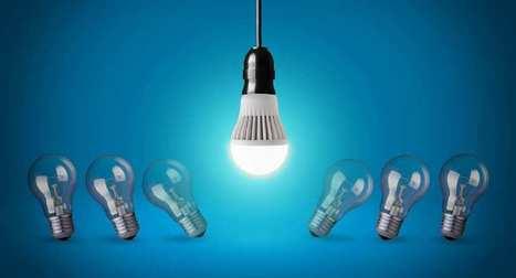 Le Li-Fi, 100 fois plus rapide que le Wi-Fi, débarque dans les entreprises ... mais toujours mono directionnel .... | LIFI and VLC for dummies - tout savoir sur LIFI | Scoop.it
