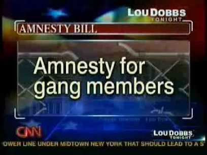 CNN News' Lou Dodds discribes in 2 min how Congress is about to give away the farm to Illegal Aliens