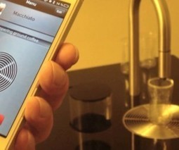 Here's an iPhone app that makes coffee. Does life get any better than this? [Video] | Public Relations & Social Media Insight | Scoop.it