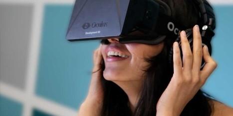 Disrupted Education: Virtual Reality and Personalised Learning - iDisrupted | Mundos Virtuales, Educacion Conectada y Aprendizaje de Lenguas | Scoop.it