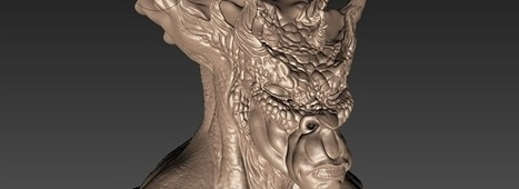 Top 10 3D Sculpting Programs – The Best Software for Creating Digital Sculptures for 3D Printing | 3-D Printing | Scoop.it