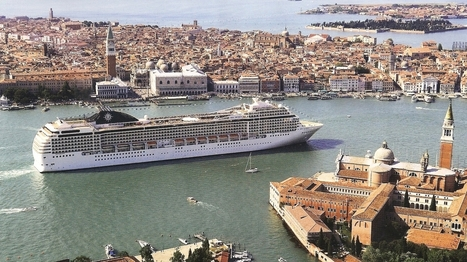 In Venice, Huge Cruise Ships Bring Tourists And Complaints : NPR | Mediterranean Cruises | Scoop.it
