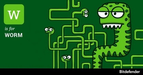 The ABC of Cybersecurity: W is for Worm | Jeff Morris | Scoop.it