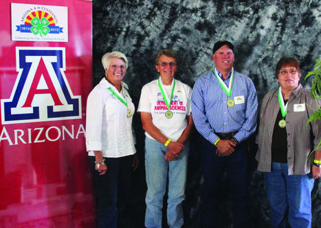 4-H Club Centennial | Willcox Range News | CALS in the News | Scoop.it