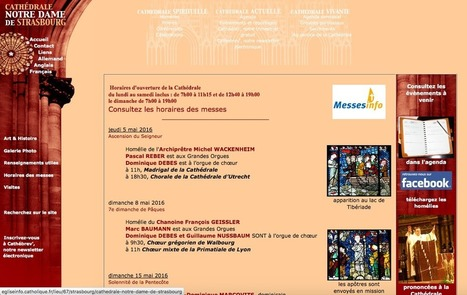 Aller au musée en deux clics | CDI du collège Kléber -  Haguenau | Scoop.it