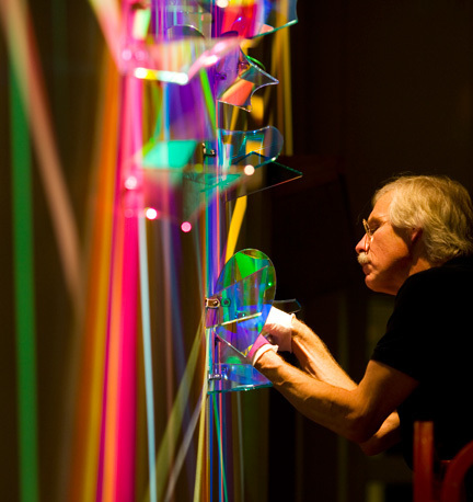 Stephen Knapp: Lightpainting | Cross-Artistic Collaboration | Scoop.it